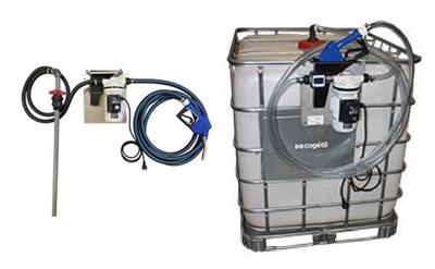 kit de transfert ibc adblue Touvet Combustibles