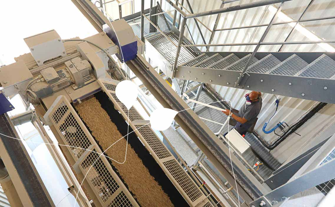 fabrication granulés de bois Touvet Combustibles