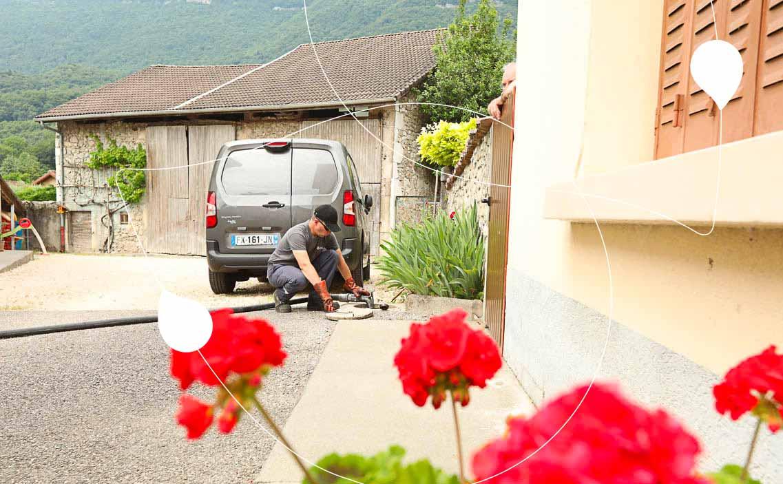 livraison de fioul à domicile Touvet Combustibles